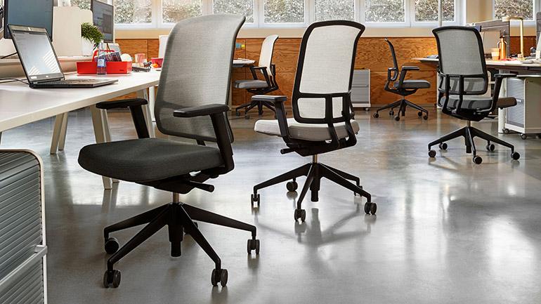 เก้าอี้ทำงานแบบ New Norma