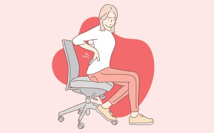 เก้าอี้แก้ปวดหลัง